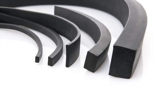橡膠海綿方形條