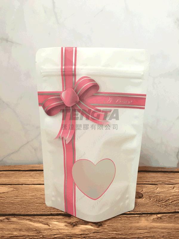 甜心蝴蝶結 食品立袋-10