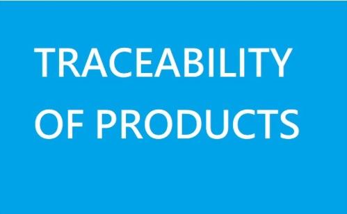 Accomplish Traceability of Product