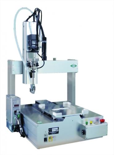 SR395DT桌上型鎖螺絲機