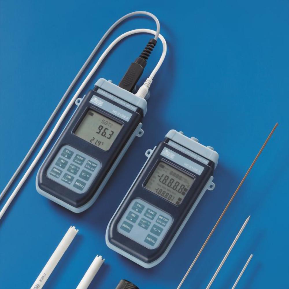 DeltaOHM HD2109 手持式溶解氧分析計
