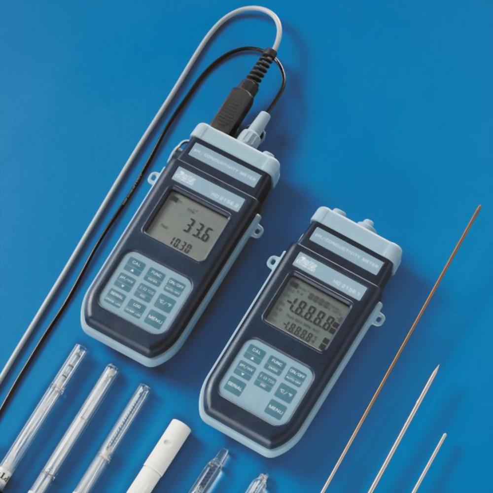 DeltaOHM HD2156 手持式PH/電導率計