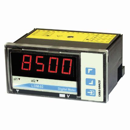 CARLO DC/AC 電流電壓顯示控制器
