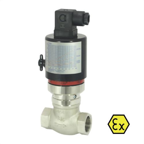 HONSBERG VM-…GR (Ex) 防爆流量监控器