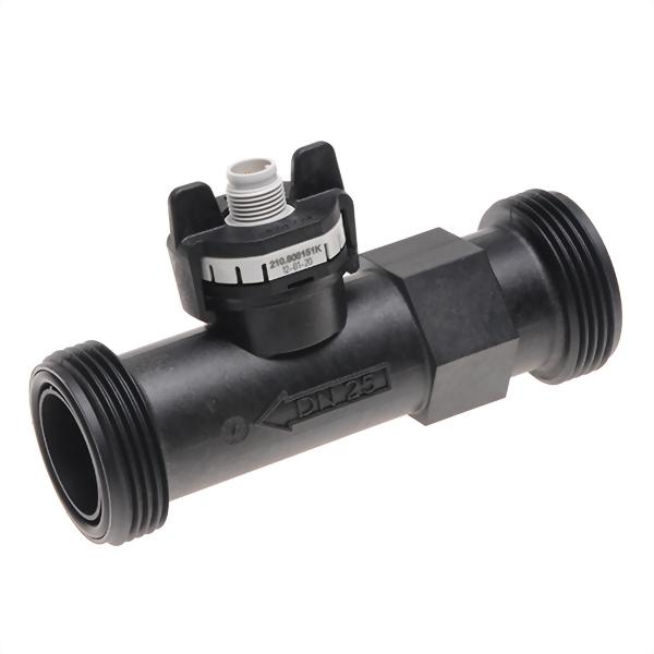 HUBA 210 Flow sensor for liquid media