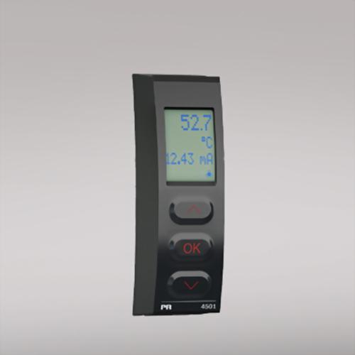 PR 4501 多功能傳送器用顯示器 (適合型號4114/4116/4131)