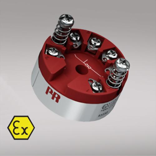 PR 5333D 防爆規劃傳送器