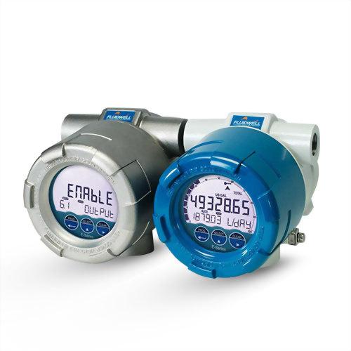 FLUIDWELL E110 防爆流量顯示器/累積器