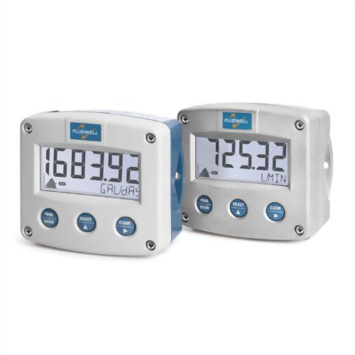 FLUIDWELL F090 迴路供電通用指示器