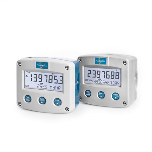 FLUIDWELL F126-EG 防爆溫度壓力補償流量表