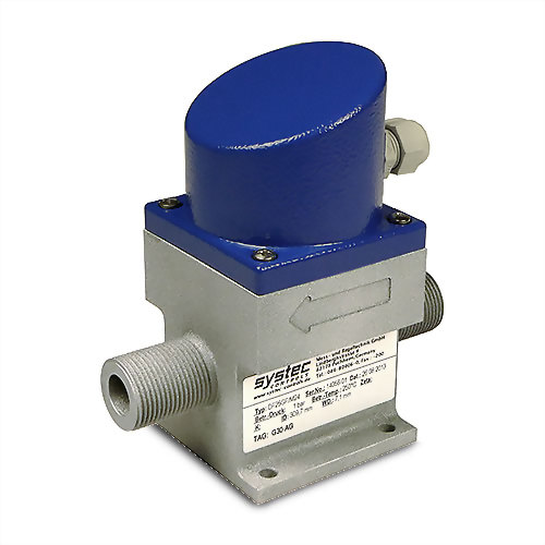 Systec Controls deltaflowC Mass Flow Meter for Gases