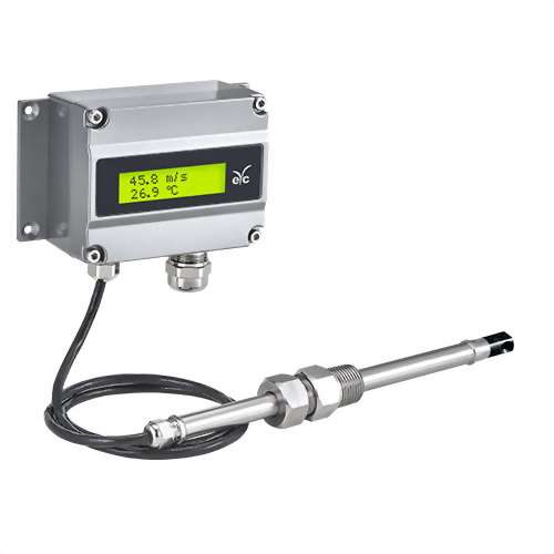 eYc FTM8485 Industrial grade high accuracy thermo air velocity transmitter