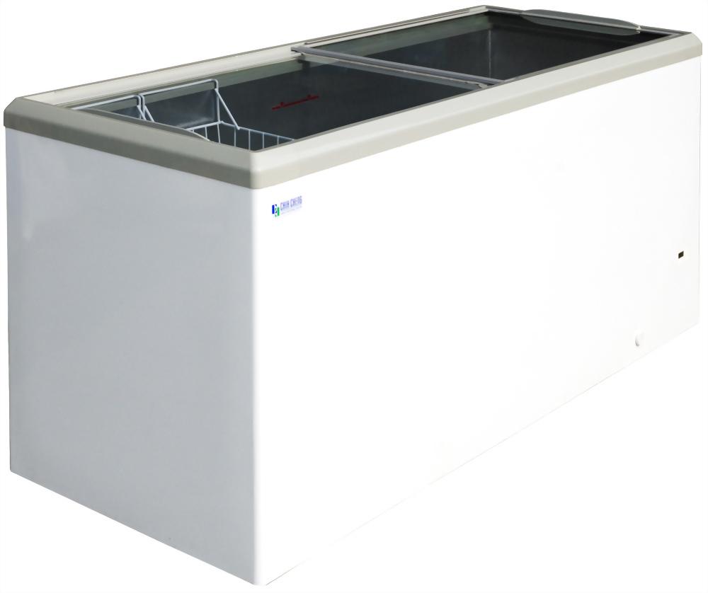 SD玻璃對拉冰櫃