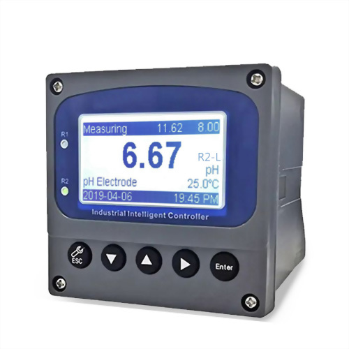eYc DPME01 Industrial Grade Online pH / ORP Controller