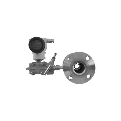 eYc FOM09 Porous Orifice Plate Balanced Flowmeter
