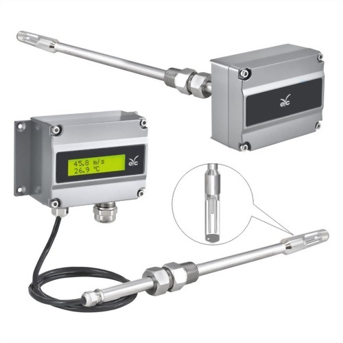 eYc FTM94/95 Industrial Grade High Accuracy Thermal Mass Flow Transmitter