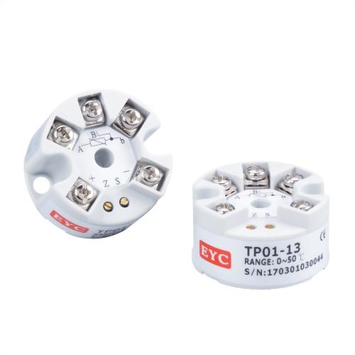 eYc TP01 二線式大圓頭溫度傳送器