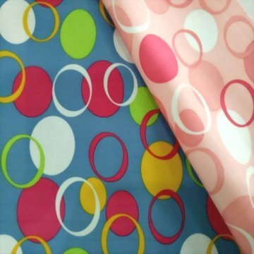 Cushion fabric