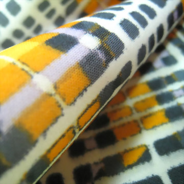 PRINTED POLYESTER FABRIC , ANTI-UV FABRIC , PET RECYCLED FABRIC