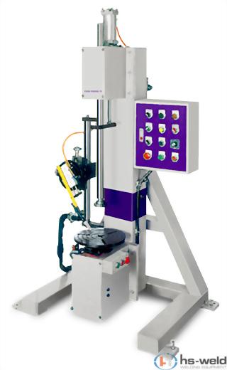 立式自動圓周焊接機