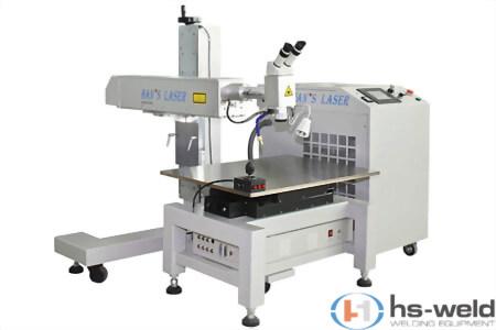 焊翔科技-激光模具補焊機