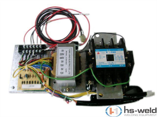 焊翔科技-防電擊裝置