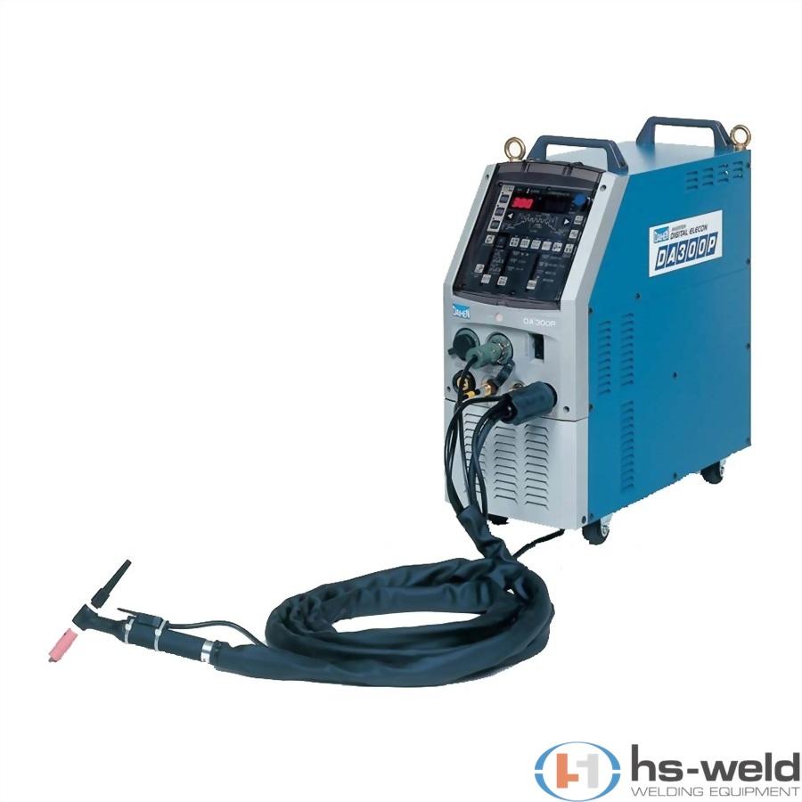 數位雙變頻式交直流氬焊機 DA-300P