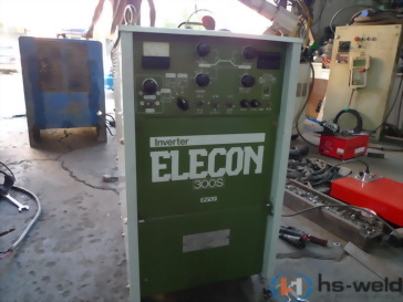 OTC交直流氬焊ELECON-300