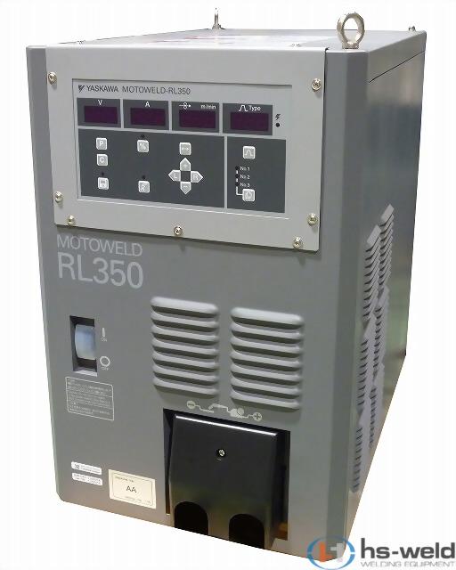 MOTOWELD-RL350極低渣溶接電源