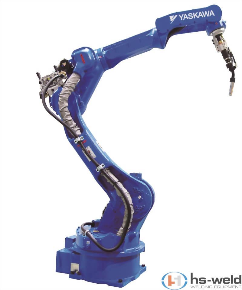 YASKAWA熔接機械手臂機器人