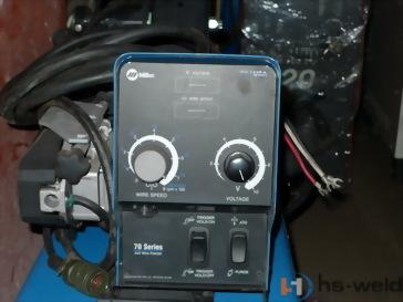 焊翔米勒熔接機