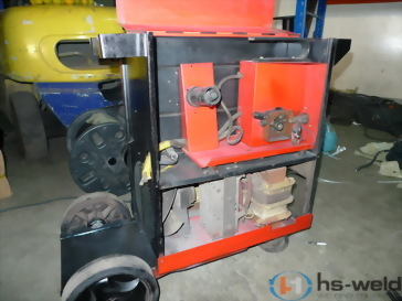 焊翔一體式熔接機