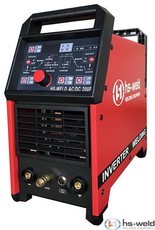 焊翔科技-數位變頻交直流氬焊機