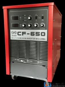 重焊用變頻式CO2熔接機