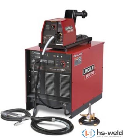 IDEALARC®CV400MIG焊機LF-74 READY-PAK®