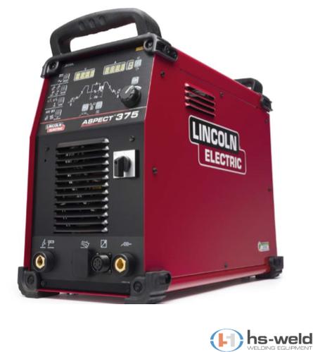 ASPECT TIG® 375 TIG 變頻式交直流氬焊機
