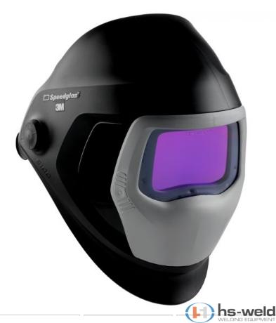 3M Speedglas 9100自動變色銲接面罩
