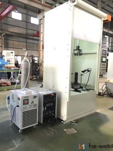 立式箱體焊接台