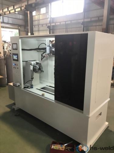 臥式箱體焊接台