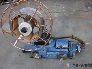 焊接自走台車