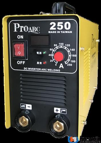 Pro ARC 250A變頻式電焊機