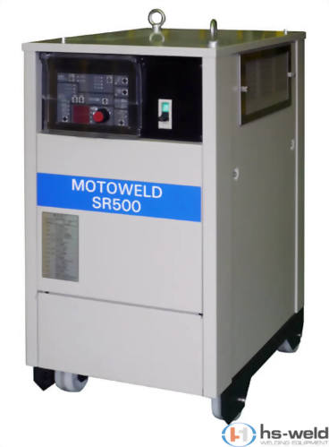 MOTOWELD-SR500溶接電源