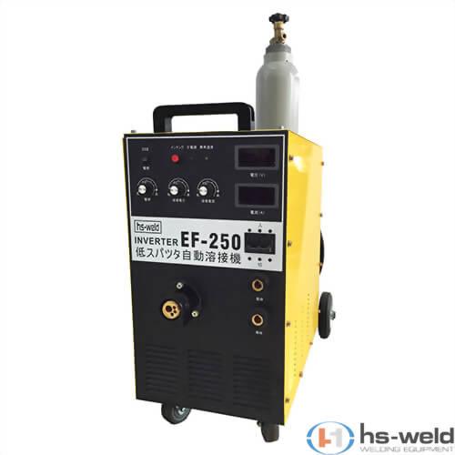 hs-weld CF-250F台車型溶接機