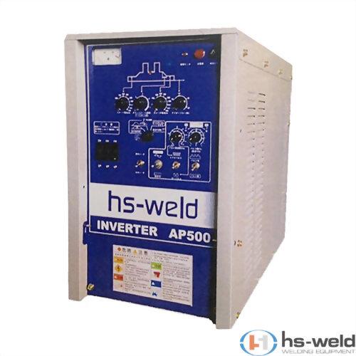 hs-weld AP-500變頻式交直流氬焊機