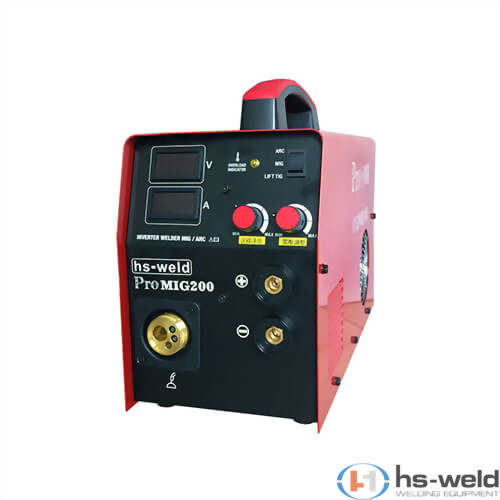 hs-weld CF-200小精靈輕便型溶接機