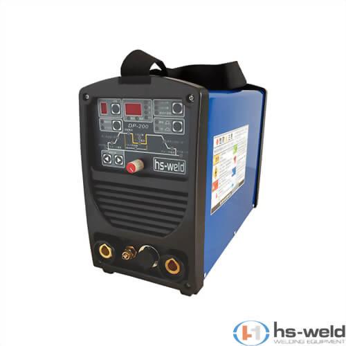 hs-weld DP-200 數位式直流氬焊機