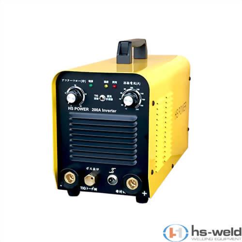 HS-POWER 200A 變頻式氬焊機