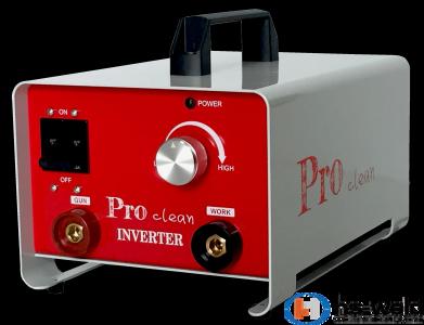 hs-weld Pro clean毛刷式變頻焊道處理機