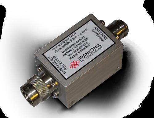 寬頻前置放大器 (PRE-Amplifier)