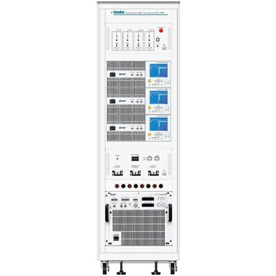 電源電壓變動測試系統